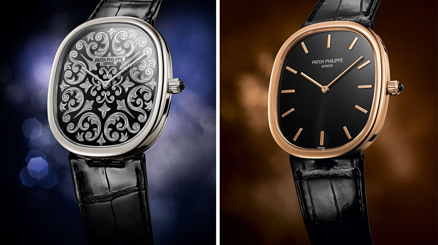 Patek Philippe - Ellipse d'Or et Ellipse d'Or Haut Artisanat