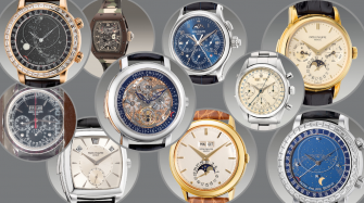 The Hong Kong Watch Auction XI Auctions and vintage