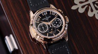 Patek Philippe Ref. 5208R Auctions and vintage