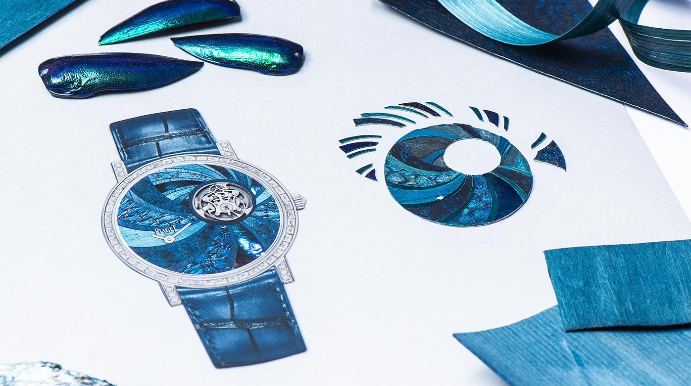 Piaget  - Extraordinary Lights High Jewellery Collection
