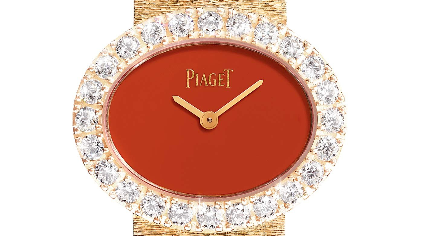 Piaget - Oval Traditional Watch