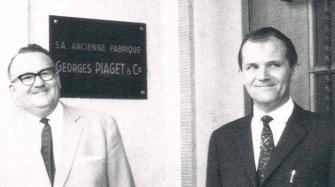 Passing of Valentin Piaget People and interviews