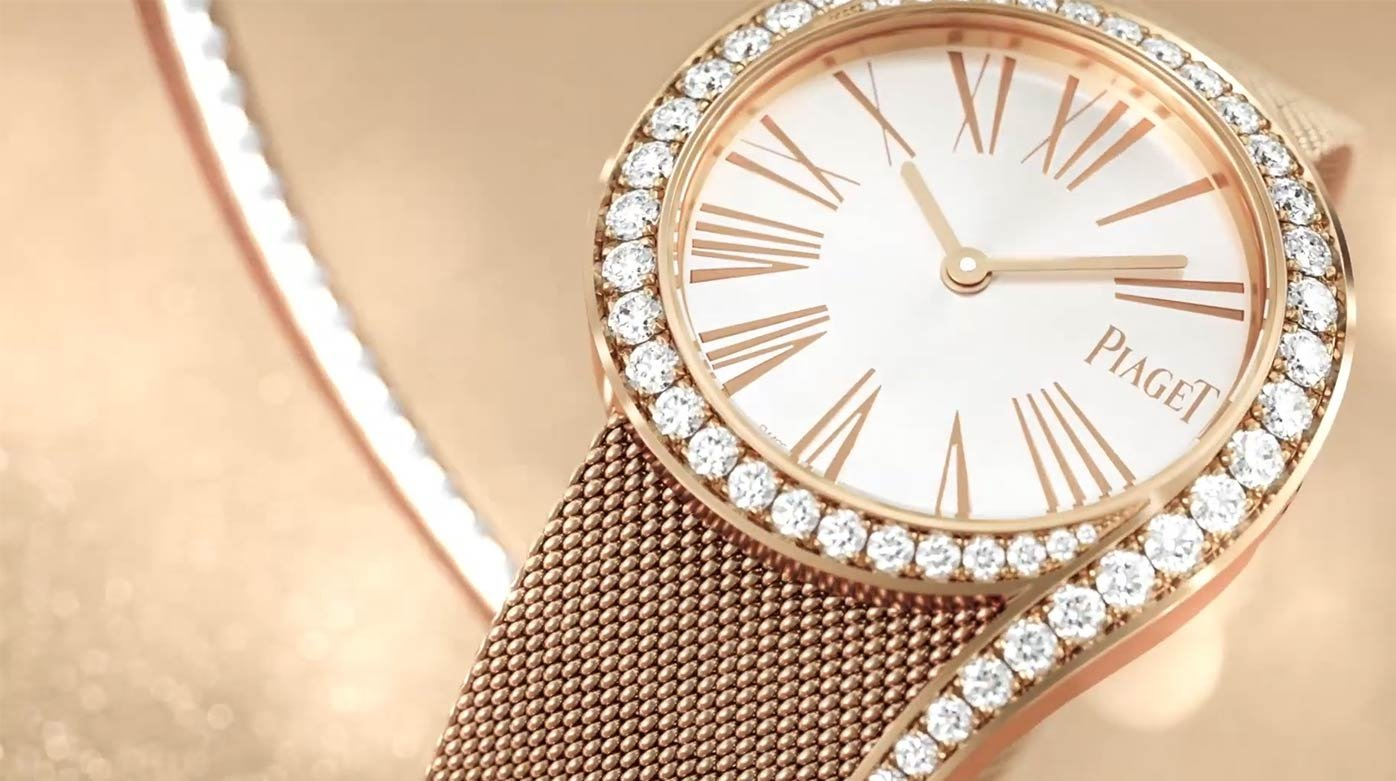 Piaget - Glamour and sensuality with the 2019 Limelight Gala