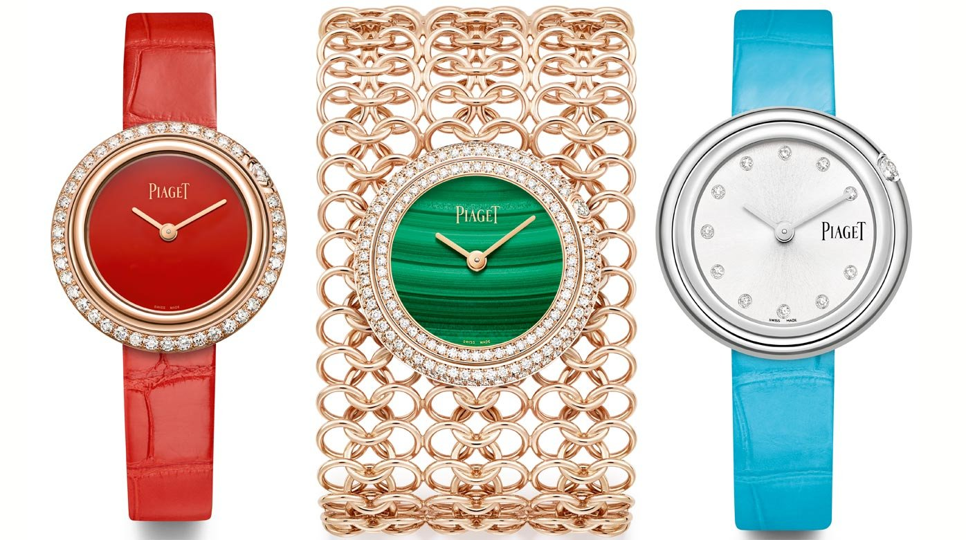 Piaget - New Possession Watches