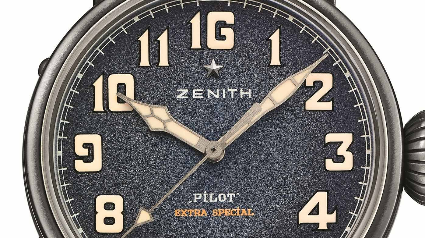 Zenith - Pilot Type 20 Extra Special, unique piece
