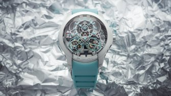 ESCAPE II Double Spherion Icy Blue  Trends and style