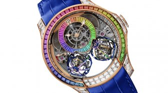 Escape II Treasure Baguette Rainbow 48mm  Trends and style