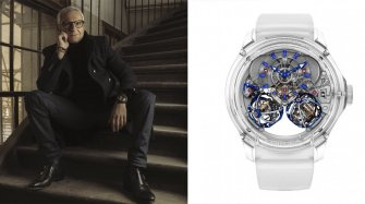 Watchmaking prowess  puts on a show Trends and style