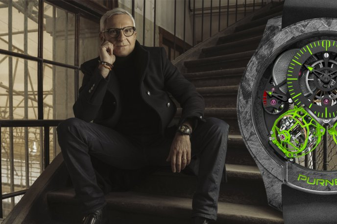 Ten Minutes With Maurizio Mazzocchi: Discover The Man Behind Purnell