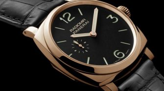 Radiomir 3 Days Acciaio/Oro Rosso - 42mm Trends and style