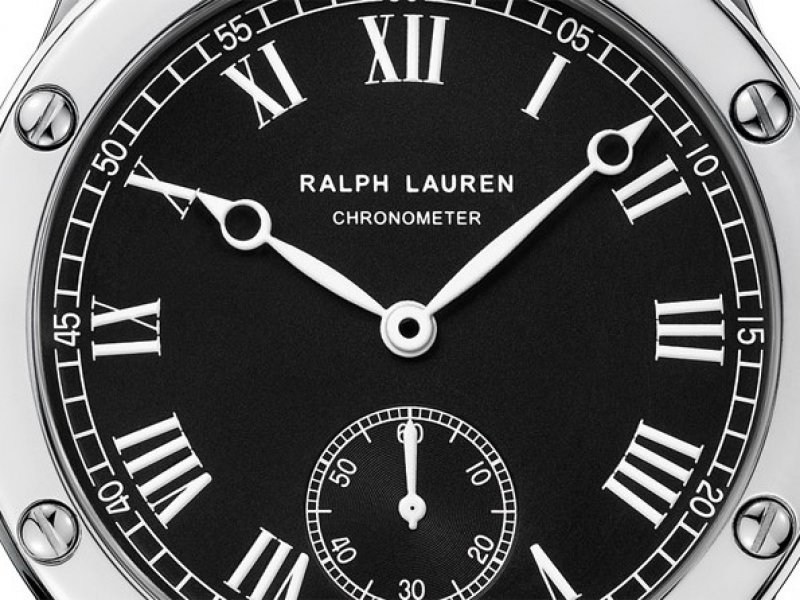 81dce914b54b Ralph Lauren - Sporting 39mm Classic Chronometer - Trends and style ...