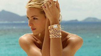Stirrup Petite Link, rose gold Trends and style