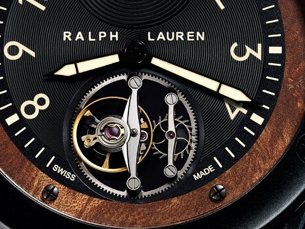 Ralph Lauren - Sporting Automotive Flying Tourbillon