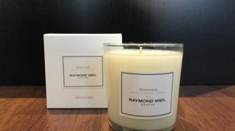 Raymond Weil – Mizensir candle Arts and culture