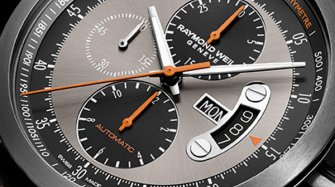 Chronograph Freelancer titane Style & Tendance