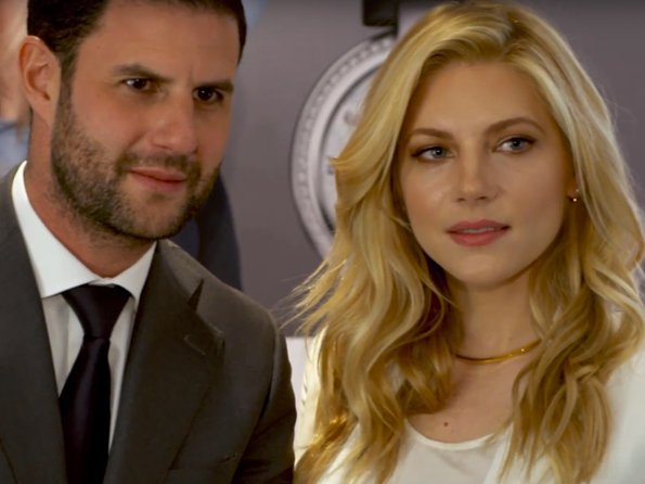 Raymond Weil  - Video. Shine Collection with Katheryn Winnick