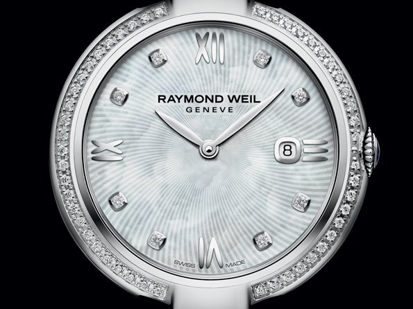 Raymond Weil - A week with the new shine