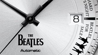 The Beatles watch celebrates the greatest band of all time Trends and style