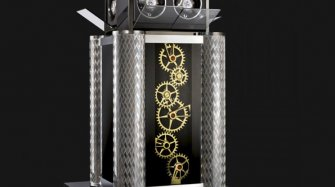 RDI Safe-Lift watch winder