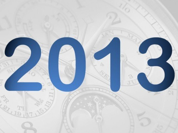 2013 in review (part 3) - A watchmaking year summed up in another turn of the dial
