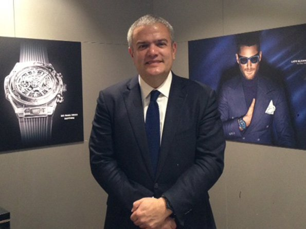 Hublot Baselworld 2016 - Interview with Ricardo Guadalupe