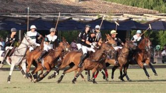 Official Timekeeper of Polo Club Saint-Tropez Sport