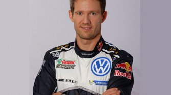 Sébastien Ogier, new partner