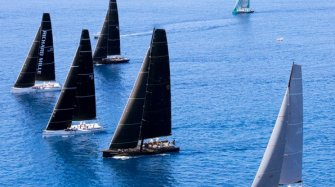 The Voiles de St. Barth's 7th edition Sport