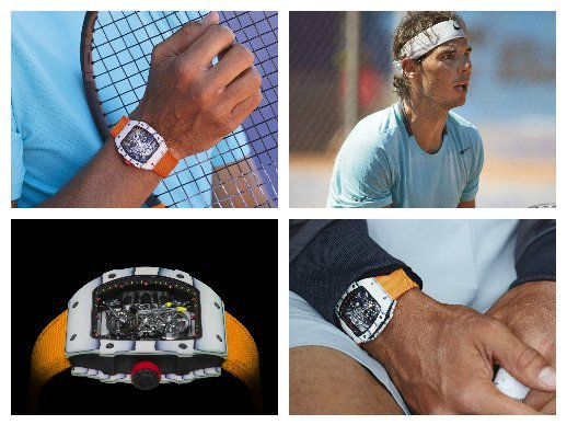 Monte-Carlo Rolex Masters  - Rafael Nadal and his RM 27-02