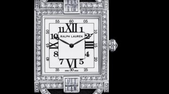 Ralph Lauren 867 Diamond Watch Trends and style