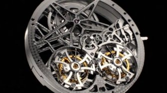 Video. Excalibur Spider Double Flying Tourbillon Innovation and technology
