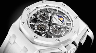 Royal Oak Offshore Grande Complication Trends and style