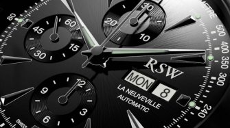 Win a RSW watch Arts and culture