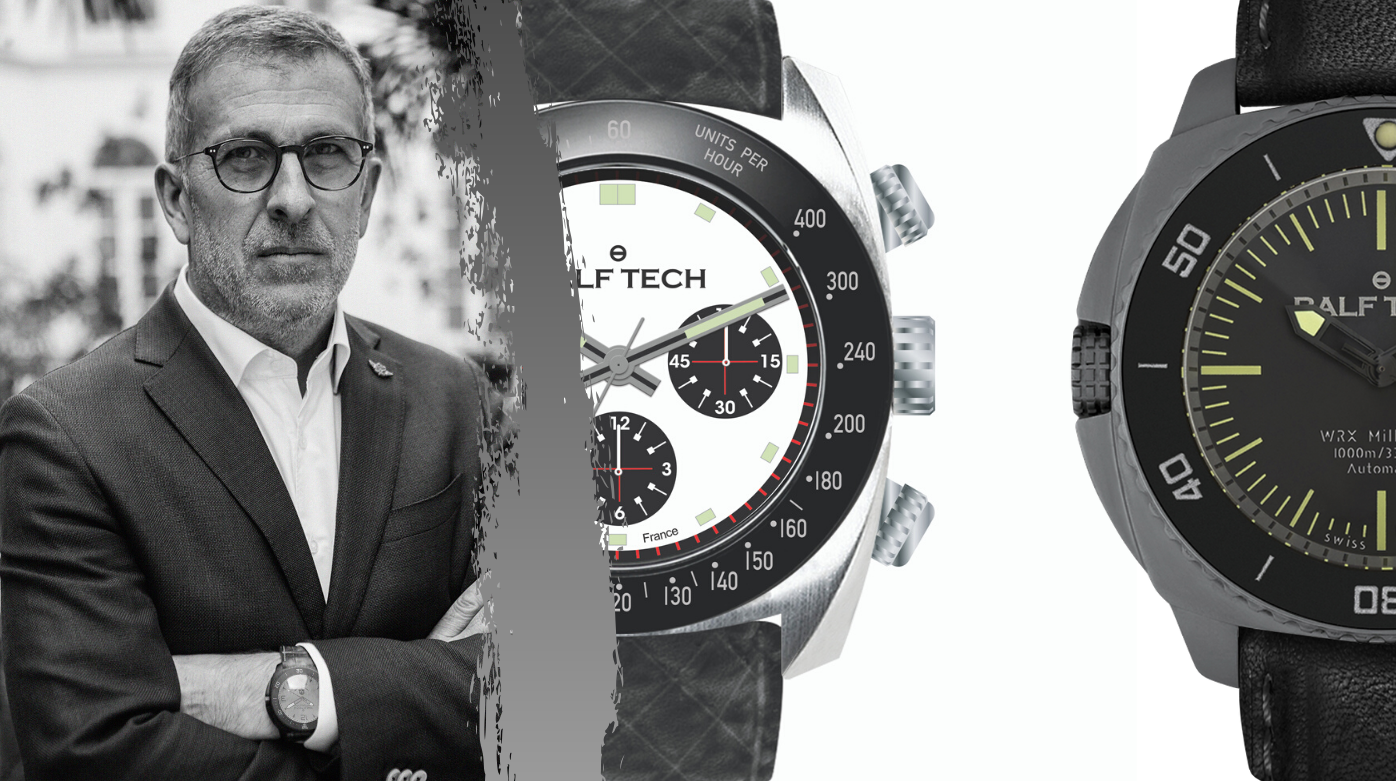RALF TECH - Ten Minutes With Frank Huyghe: Discover The Man Behind RALF TECH