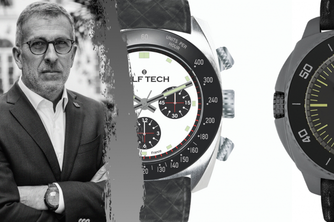 Ten Minutes With Frank Huyghe: Discover The Man Behind RALF TECH