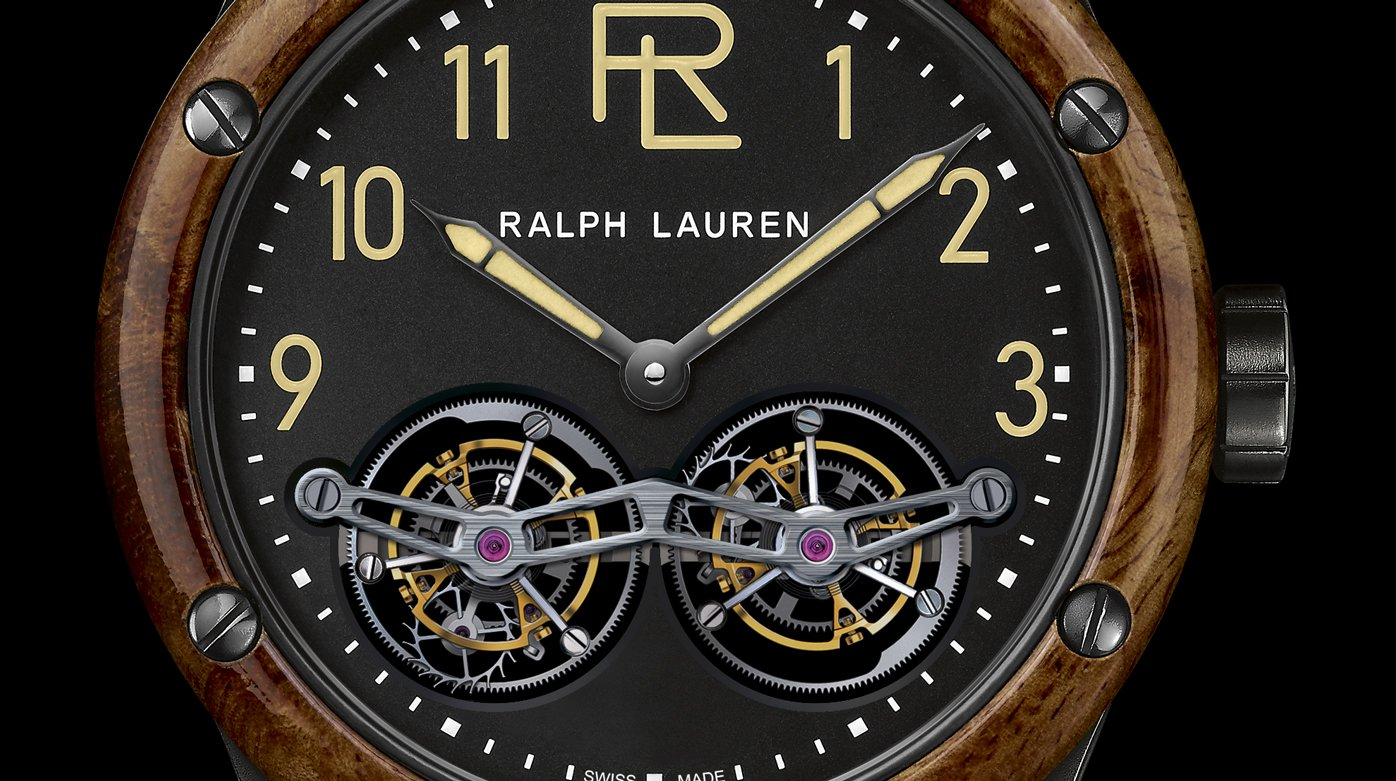 Ralph Lauren  - Automotive Tourbillon watches