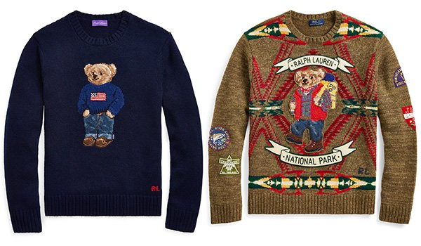 Childhood and the Ralph Lauren Polo Bear watches