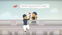 Video. Happy Valentine's Day From Ralph Lauren