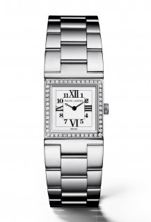 867 Petite Steel with Diamonds and Steel Bracelet