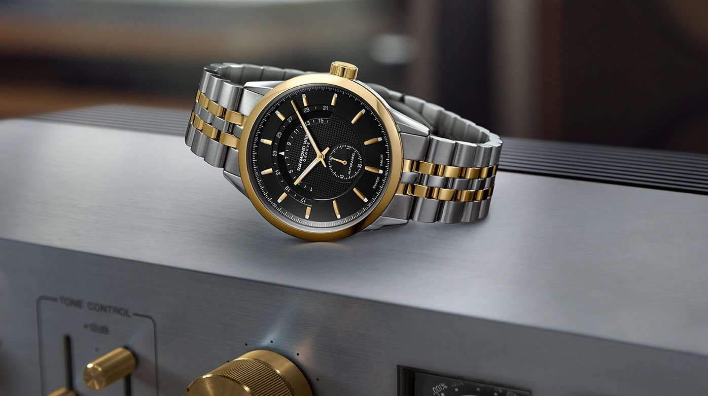 Raymond Weil - A new date-window for Freelancer