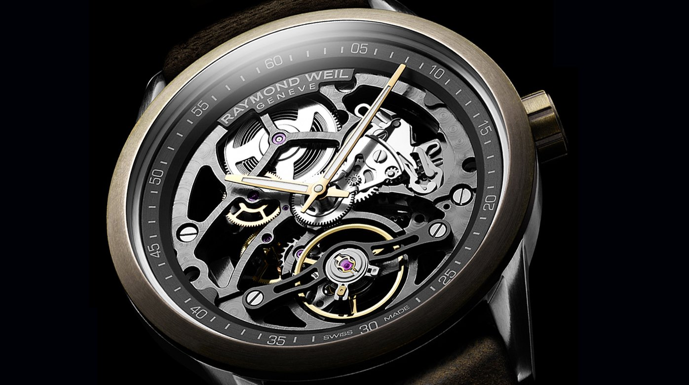 Raymond Weil - What We Love About the new Raymond Weil Freelancer Calibre 1212 Skeleton