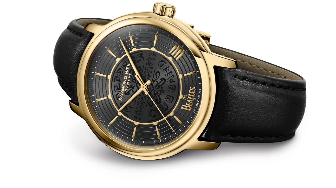 Raymond Weil - Sergeant Pepper's Lonely Hearts Club Band limited edition