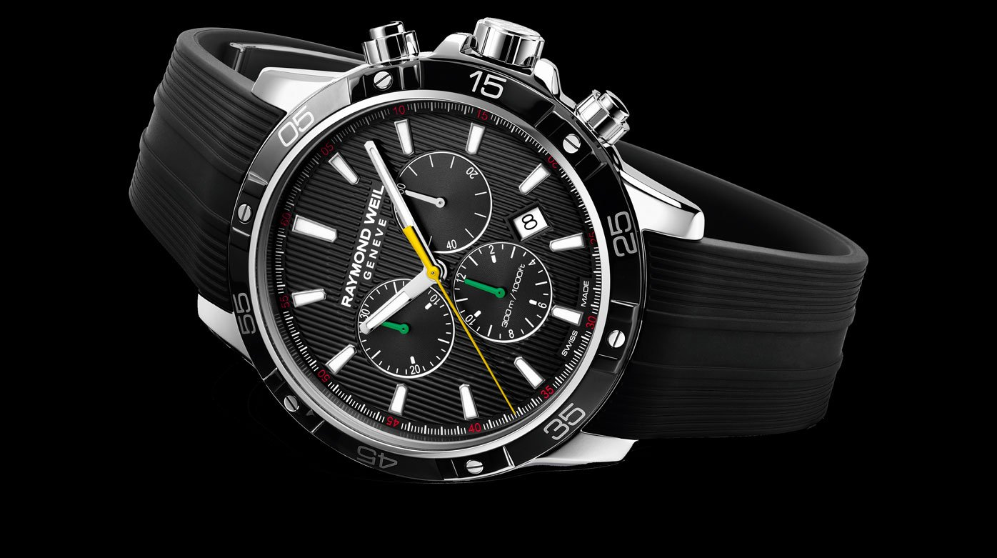 Raymond Weil - Tango 300 Bob Marley Limited Edition - Trends and ...