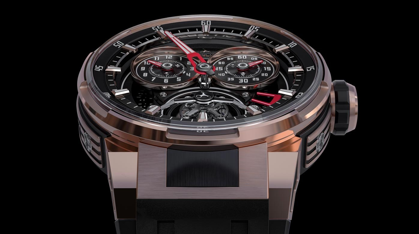 Rebellion Timepieces - Predator 2.0 Tourbillon