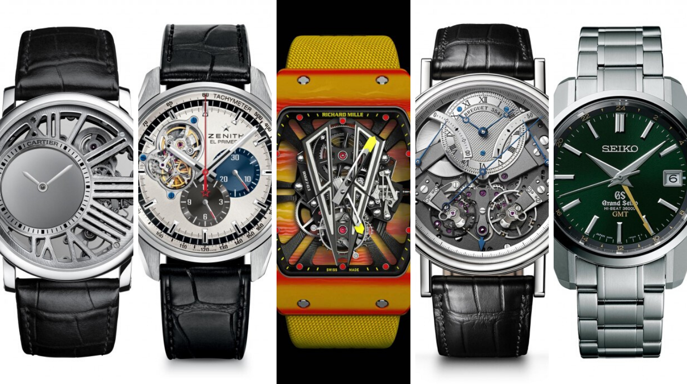 Retrospective 2019 - The Top 10 Viewed Watches on WorldTempus in 2019