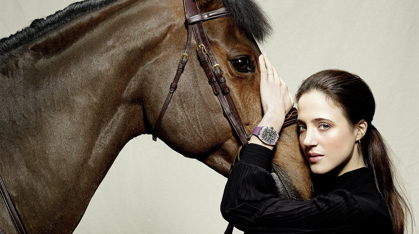 Richard Mille - Flore Giraud - Scaling the heights of success