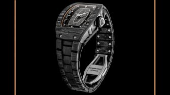 New bracelet in carbon TPT®