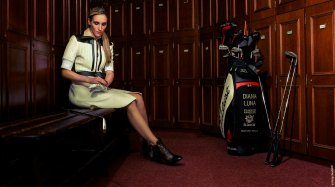 Diana Luna, Richard Mille's golfing partner People and interviews