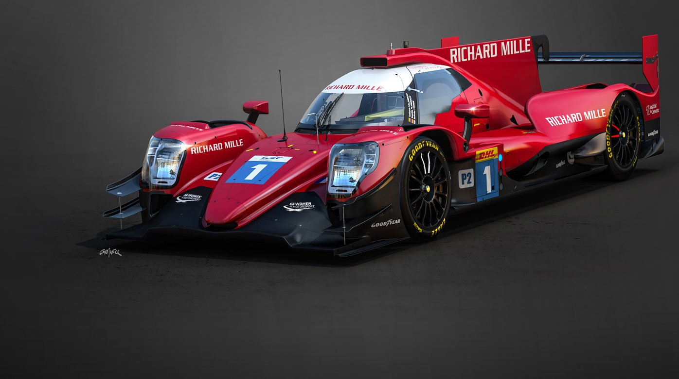 Richard Mille - Richard Mille Racing Team Set to Step Up in 2021