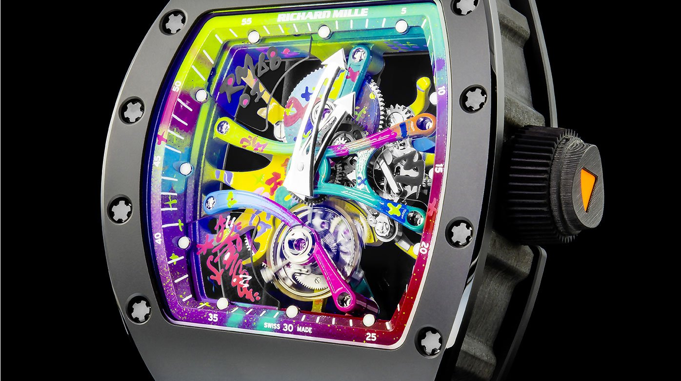 Richard Mille - A new partner of Frieze Masters and Frieze London